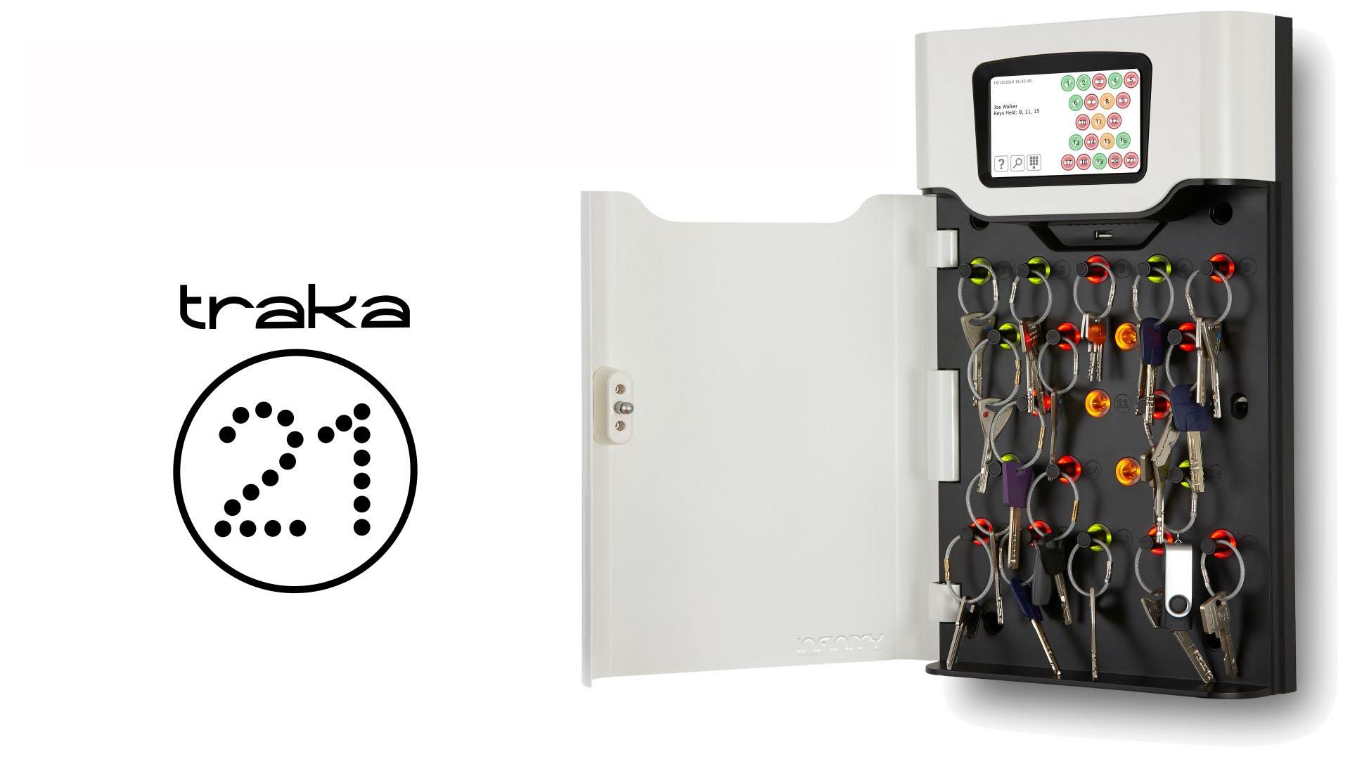 armario para llaves electronico